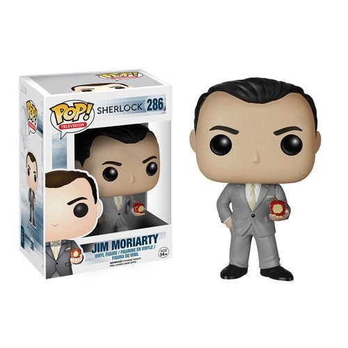 BBC Sherlock JIM MORIARTY POP!