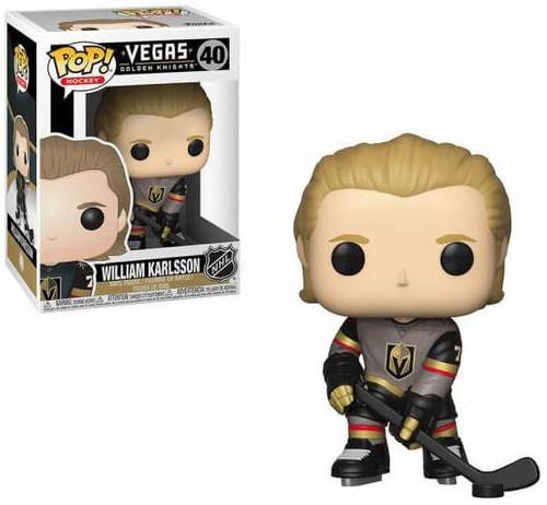 Vegas Golden Knights WILLIAM KARLSSON POP!