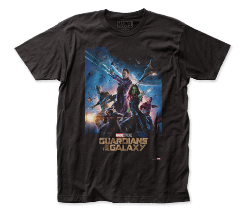 Guardians of the Galaxy Poster T-Shirt