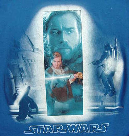 Obi-Wan Kenobi AOTC  Portrait T-Shirt