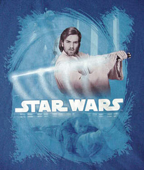 "Obi-Wan Kenobi AOTC  ""Slider"" T-Shirt"