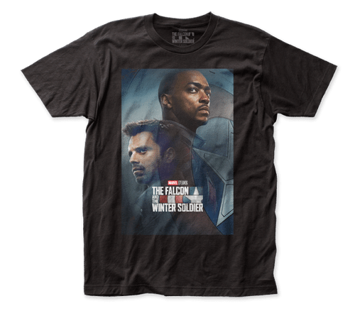 MCU The Falcon & The Winter Soldier T-Shirt