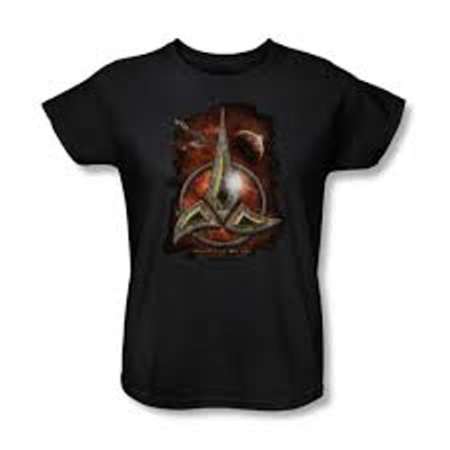 Star Trek Klingon Symbol T-Shirt