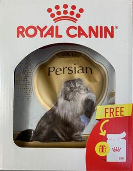 FELINE BREED NUTRITION PERSIAN 400G + FREE POUCH