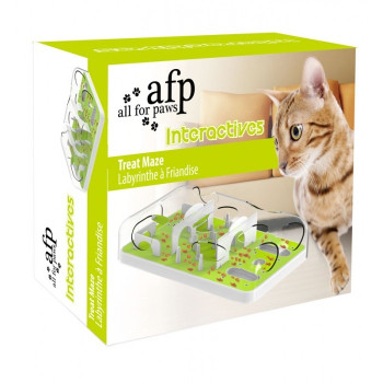 Size: One size Smart toys for smart pets, they will take the pet playtime to the next level.    Size (Cm) : L 33.4 x W 22.4 x H 9