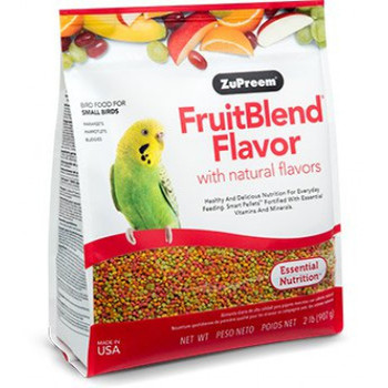 Recommended for Parakeets, Budgerigars, Parrotlets and other small parrots.