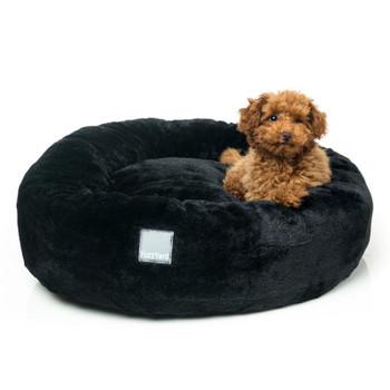 ESKIMO BLACK MEDIUM BED