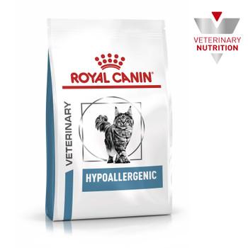 VET HEALTH NUTRITION FELINE HYPOALLERGENIC 2.5 KG