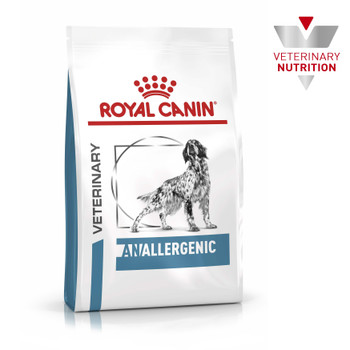 VET HEALTH NUTRITION CANINE ANALLERGENIC 8 KG