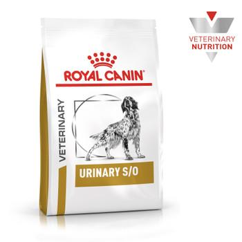 VET HEALTH NUTRITION CANINE URINARY S/O 2 KG