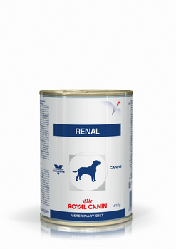VET HEALTH NUTRITION CANINE RENAL (WET FOOD - CANS)12x410g