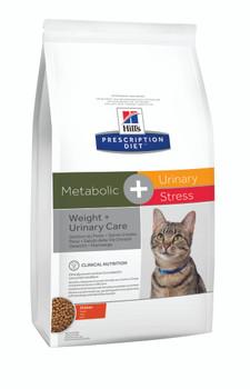 Hill's Prescription Diet Metabolic + Urinary Stress Feline 4kg
