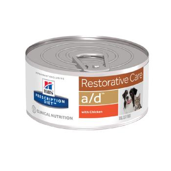 Prescription Diet A/D Canine & Feline (156 G X 24)