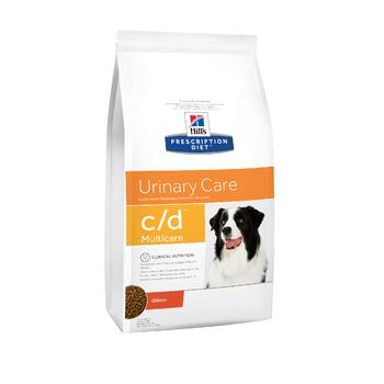 Prescription Diet C/D Multicare Canine W/ Chicken (5kg)