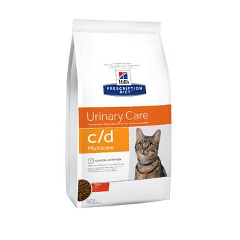 Prescription Diet C/D Multicare Feline W/ Chicken (5kg)