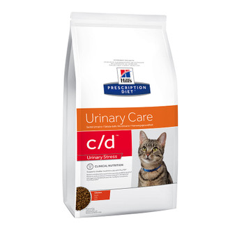Prescription Diet C/D Urinary Stress Feline W/Chicken (1.5kg)