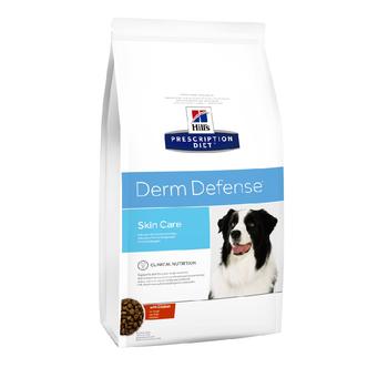 Prescription Diet DermDefense Canine (2 Kg)