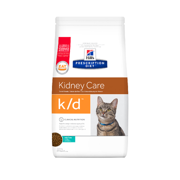 Prescription Diet K/D Feline W/ Tuna (1.5kg)