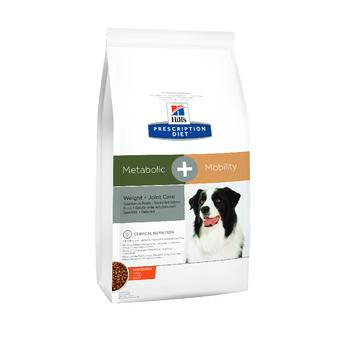 Prescription Diet Metabolic & Mobility Canine W/ Chicken (4kg)
