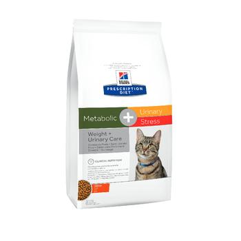 Prescription Diet Metabolic + Urinary Stress Feline (1.5 Kg)