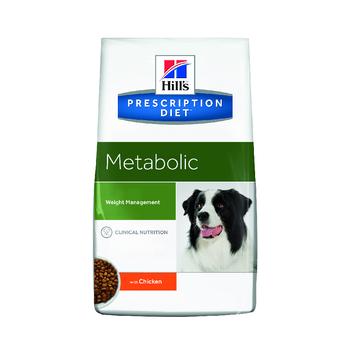 Prescription Diet Metabolic Canine W/ Chicken (4kg)