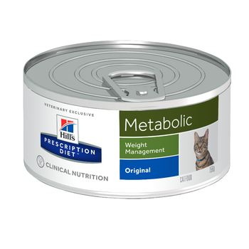 Prescription Diet Metabolic Feline (156 G X 24)