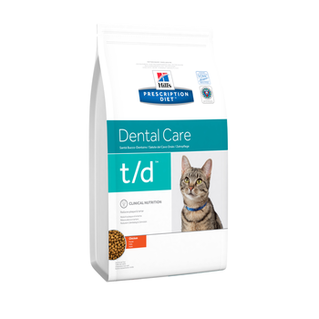 Prescription Diet T/D Feline (1.5kg)
