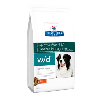 Prescription Diet W/D Canine (12 Kg)