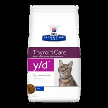 PRESCRIPTION DIET Y/D Cat Food (1.5kg)