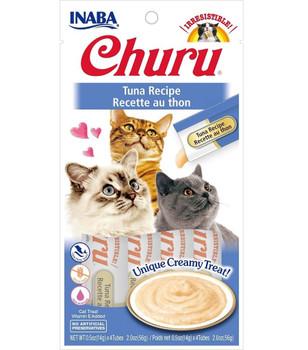 Inaba Churu Tuna Recipe Cat Treat, 56g