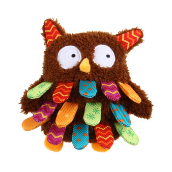 Plush Friendz will always keep your dog entertained while you are away! Perfect for an indoor play!