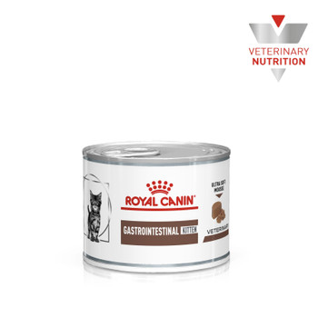 High energy formula with adapted levels of nutrients (including protein and calcium) to meet the needs of a growing kitten.  Kibble that can be easily rehydrated to facilitate food intake in kittens with decreased appetite and help transition from milk to solid food.  A highly digestible formula with balanced fibres, including prebiotics, to support a healthy digestion