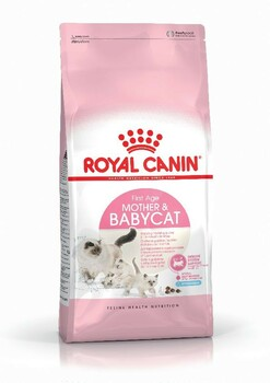 For weaning and intense growth in kittens aged 1 to 4 months, and gestating and nursing queens. Ingredients: Dehydrated poultry protein, animal fats, rice, maize flour, vegetable protein isolate*, hydrolysed animal proteins, vegetable fibres, yeasts,beet pulp, fish oil, soya oil, minerals, fructo-oligo-saccharides, hydrolysed yeast(source of manno-oligo-saccharides), marigold extract (source of lutein).  Recommended daily intake (grams) is printed on the bag.   Product features: - Supports immune system health - Maintains digestive health - Special easy weaning - 100% Complete and Balanced Nutrition - 100% Satisfaction Guaranteed