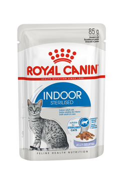 FELINE HEALTH NUTRITION INDOOR JELLY (WET FOOD - POUCHES)