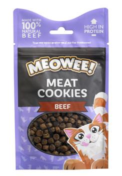 MEOWEE! MEAT COOKIES BEEF 40G