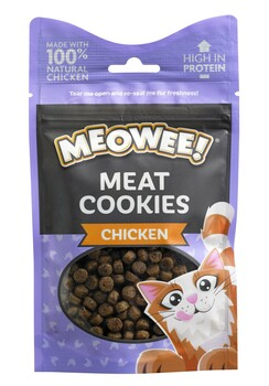 MEOWEE! MEAT COOKIES CHICKEN 40G