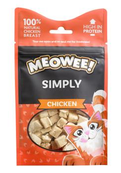 MEOWEE! SIMPLY CHICKEN 10G