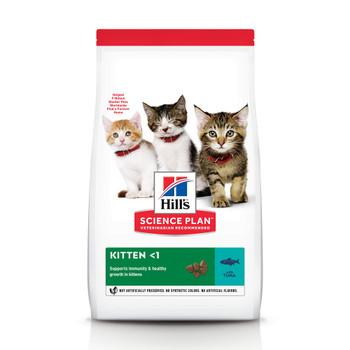 Science Plan Kitten Food With Tuna (1.5kg)