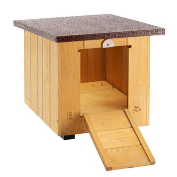 Ferplast BAITA 40 Small Kennel For Small Dogs and Rabbits- 39 x 49,5 x h 43 cm