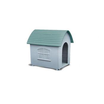 PLASTIC DOG HOUSE LARGE 117*82*114 CM