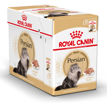 For adult and mature breed cats over 12 months old - 12x85g