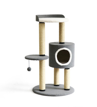 CAT TREE - NEW CONNECTOR SERIE 4