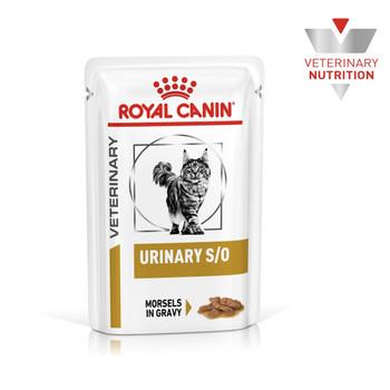VET HEALTH NUTRITION FELINE URINARY (WET FOOD - POUCHES) 12x85g