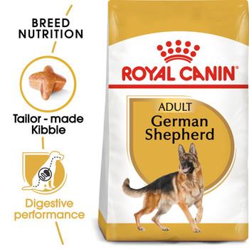 BREED HEALTH NUTRITION GERMAN SHEPHERD ADULT 11 KG