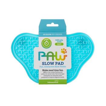 PETDREAMHOUSE PAW LICK PAD BLUE