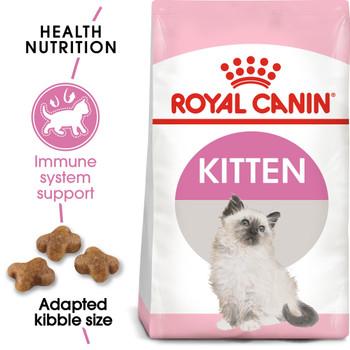 FELINE HEALTH NUTRITION KITTEN 4 KG
