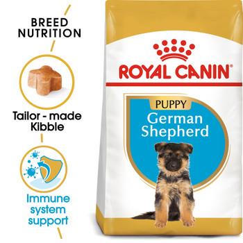 BREED HEALTH NUTRITION GERMAN SHEPHERD PUPPY 3 KG