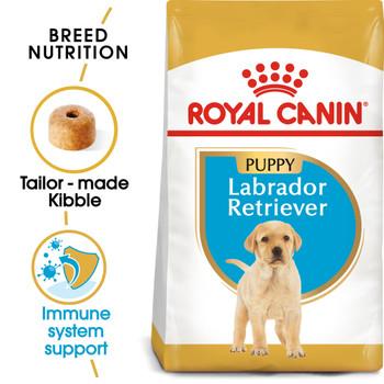 BREED HEALTH NUTRITION LABRADOR PUPPY 3 KG