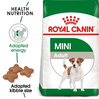 SIZE HEALTH NUTRITION MINI ADULT 800 G