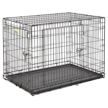 Contour Double Door Dog Crate 42
